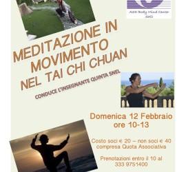 Tai Chi Chuan - Meditazione in Movimento