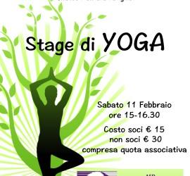 Stage Yoga - Body Mind Center Salò